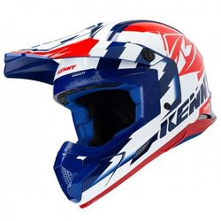 KENNY KASK OFF-ROAD TRACK NAVY WHITE RED 2019