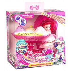 Cupcake Deser Bananowy Mega Zestaw Babeczek TM Toys