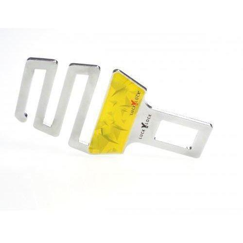 Zabezpieczenia bagażu, LuckyLock - zabezpiecz torby przed kradzieżą - Yellow Triangles - Yellow Triangles