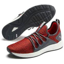 Puma buty do biegania NRGY Neko Knit 45 czerwony