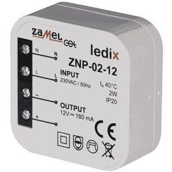 Zasilacz LED dopuszkowy 12V DC 2W ZNP-02-12 LDX10000026
