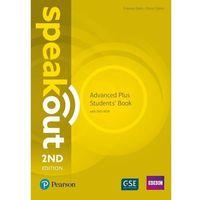 Książki do nauki języka, Speakout Advanced Plus Student's Book with DVD-ROM (opr. miękka)