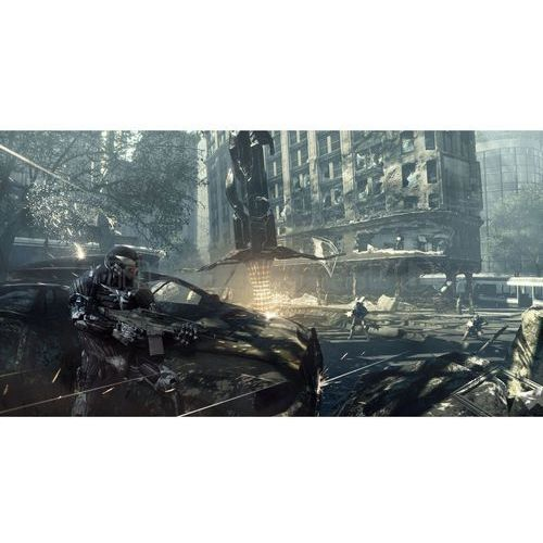 Gry na PS3, Crysis 2 (PS3)