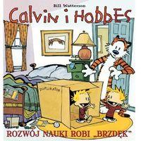 Komiksy, Calvin i Hobbes 6 Rozwój nauki robi brzdęk (opr. miękka)