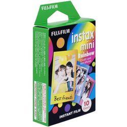 FujiFilm Instax Mini Rainbow WW 1 (10x1/PK)