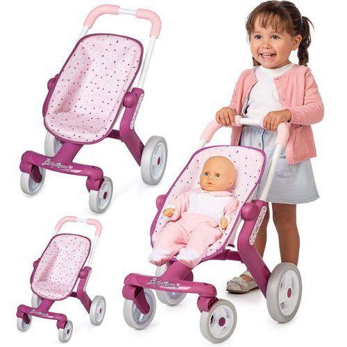 Wózki dla lalek, Smoby Sportowy wózek dla lalek BN