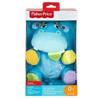 Pozostałe zabawki edukacyjne, Fisher Price Pluszowy przyjaciel hipo-piłeczka 2w1