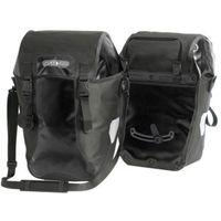 Sakwy, torby i plecaki rowerowe, Sakwy ORTLIEB Bike Packer Classic QL2.1 czarny / Montaż: tył / Pojemność: 40 L