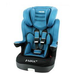 Nania fotelik samochodowy I-Max SP Luxe, 9-36 kg Blue - BEZPŁATNY ODBIÓR: WROCŁAW!