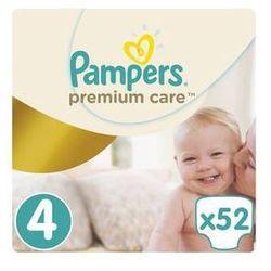 Pieluszki Pampers Premium Care Maxi rozmiar 4, 7-14kg, 52 szt.