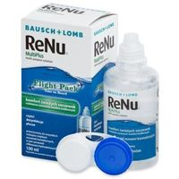 Płyny pielęgnacyjne do soczewek, Płyn ReNu MultiPlus Flight Pack 100 ml