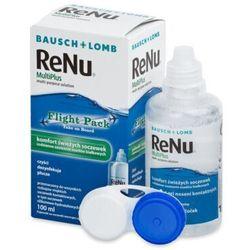 Płyn ReNu MultiPlus Flight Pack 100 ml