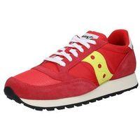 Męskie obuwie sportowe, Saucony Trampki niskie 'JAZZ ORIGINAL VINTAGE' żółty / czerwony