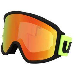 UVEX g.gl 3000 CV Gogle, black mat/Colorvision orange storm 2019 Gogle narciarskie