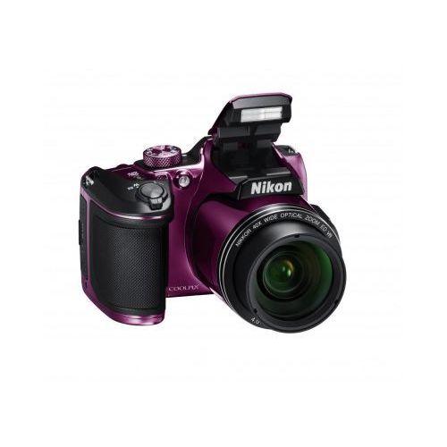 Aparaty kompaktowe, Nikon Coolpix B500