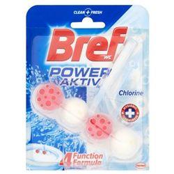 BREF 50g Power active Chlorine zawieszka do muszli WC