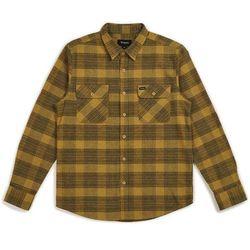 koszula BRIXTON - Bowery L/S Flannel Avocado (AVCDO) rozmiar: M