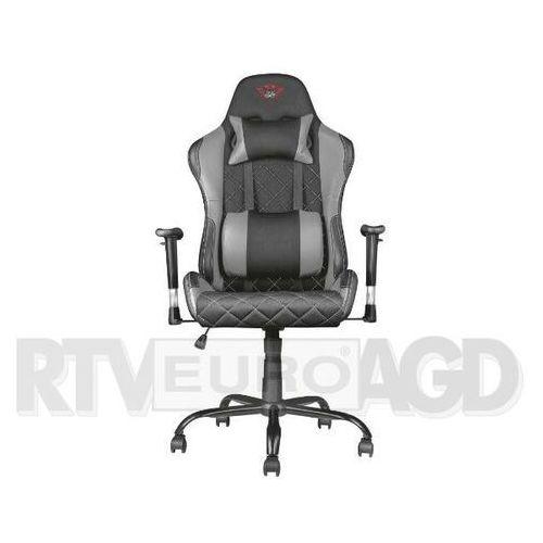 Fotele dla graczy, Trust GXT 707R Resto Gotel gamingowy - szary