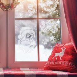 5szt. szablonów wielokrotnych do sztucznego śniegu #1