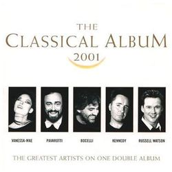 The Classical Album 2001 - 2CD neuveden