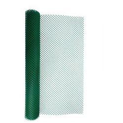 Siatka ogrodzeniowa z tworzywa sztucznego typ 300HD zielona 1,2 m x 5 m