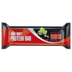 ACTIVLAB Baton High Whey Active Protein Bar - 80g - Vanilla