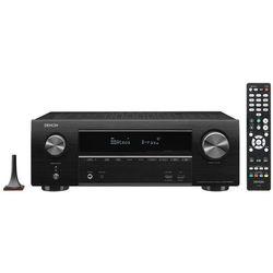 Amplituner DENON AVR-X1600H Czarny + Zamów z DOSTAWĄ JUTRO!