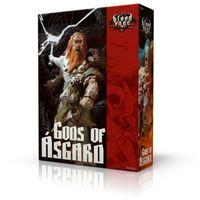 Puzzle, Portal Games Dodatek do gry Blood Rage Bogowie Asgardu