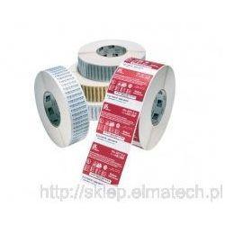 rolka z etykietami, papier termiczny, 76x101,6mm