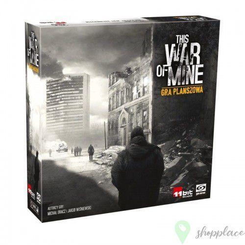 Gry dla dzieci, This War of Mine: The Board Game GALAKTA