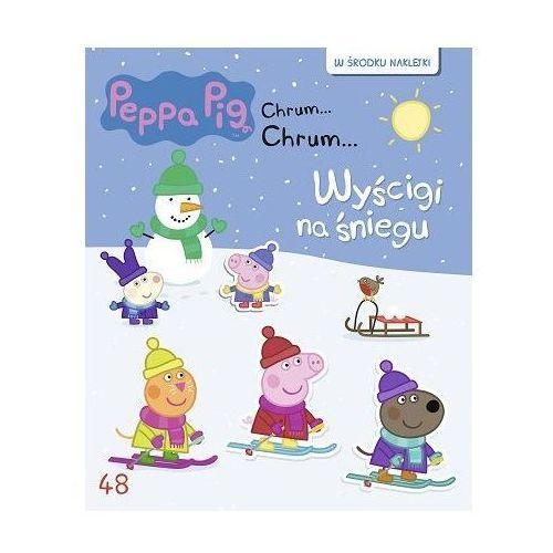 Książki dla dzieci, Świnka Peppa. Chrum....chrum. Tom 48 - Media Service Zawada OD 24,99zł DARMOWA DOSTAWA KIOSK RUCHU (opr. miękka)