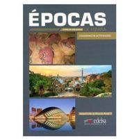 Książki do nauki języka, Epocas de Espana Ćwiczenia - Quesada Marco Sebastian (opr. miękka)
