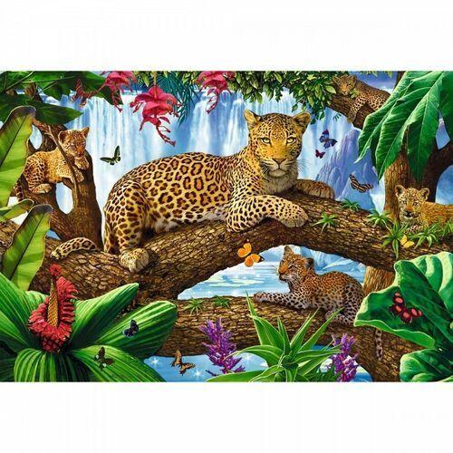 Puzzle, Puzzle 1500 Odpoczynek wśród drzew TREFL