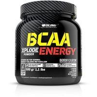 Aminokwasy, Aminokwasy Olimp BCAA XPLODE ENERGY - 500 g, Smaki: COLA Najlepszy produkt Najlepszy produkt tylko u nas!
