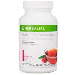 Herbalife Herbatka rozpuszczalna 100g Malina