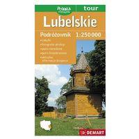 Mapy i atlasy turystyczne, Lubelskie podróżownik mapa samochodowa (opr. miękka)