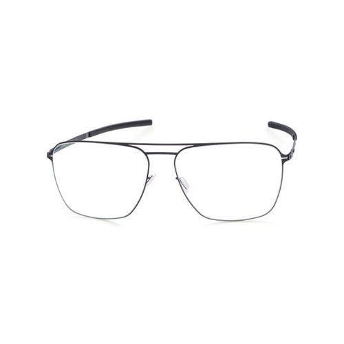 Okulary korekcyjne, Okulary Korekcyjne Ic! Berlin M1377 Bayamo black