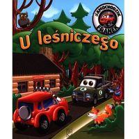 Książki dla dzieci, Samochodzik Franek. Życie w lesie. (opr. broszurowa)