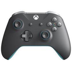 Microsoft Xbox Wireless Controller- Grey/Blue - Limited Edition - Gamepad - Microsoft Xbox One S