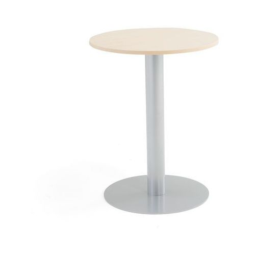 Meble do restauracji i kawiarni, Stół na filarze, Ø700x900 mm, brzoza