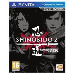 Shinobido 2 Revenge of Zen (PSV)