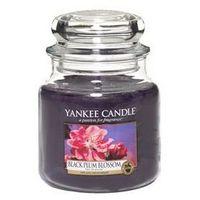 Świeczki, Yankee Candle Black Plum Blossom aromatyczna świeca zapachowa słoik mały 104 g
