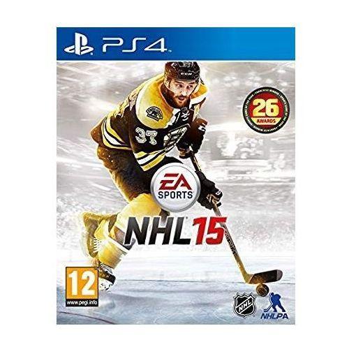 Gry na PlayStation 4, NHL 15 (PS4)