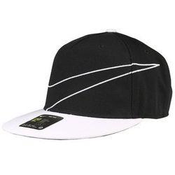 Nike Performance TRUE BIG SWOOSH Czapka z daszkiem black/white
