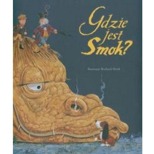 Książki dla dzieci, Gdzie jest smok? (opr. twarda)