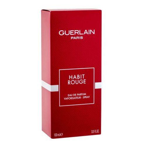 Wody perfumowane męskie, Guerlain Habit Rouge - EDP 100 ml