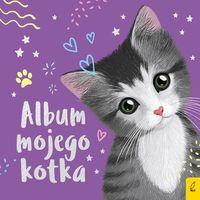 Książki dla dzieci, Album mojego kotka (opr. twarda)