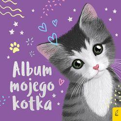 Album mojego kotka (opr. twarda)