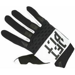 Rękawice Na Skuter Jet Pilot Matrix RX Race Glove-Full Finger 2019 White/Black
