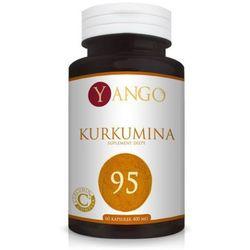 YANGO Kurkumina 95 - 60 kapsułek